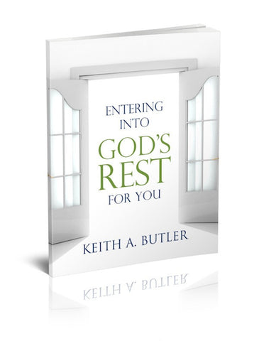 Entering Into God's Rest For You