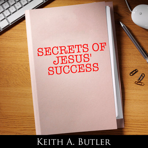 Secrets of Jesus' Success