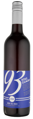 Doug Gilmour Wine - Bin 93 Red