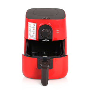 5 Star Chef 3L Oi Free Air Fryer - Red