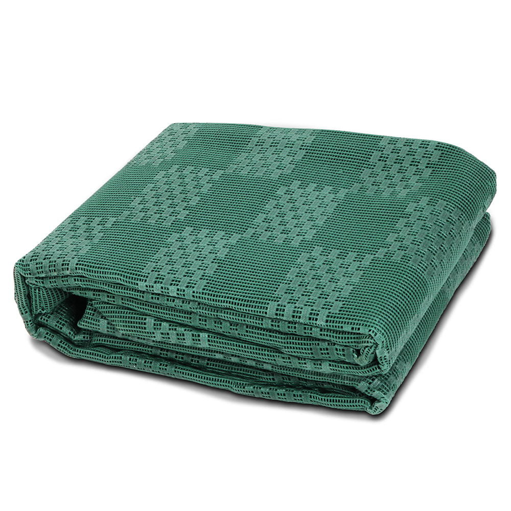 Weisshorn Heavy Duty Annex Matting 6 x 2.5M - Green