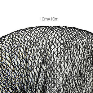 Instahut 10 x 10m Anti Bird Net Netting - Black