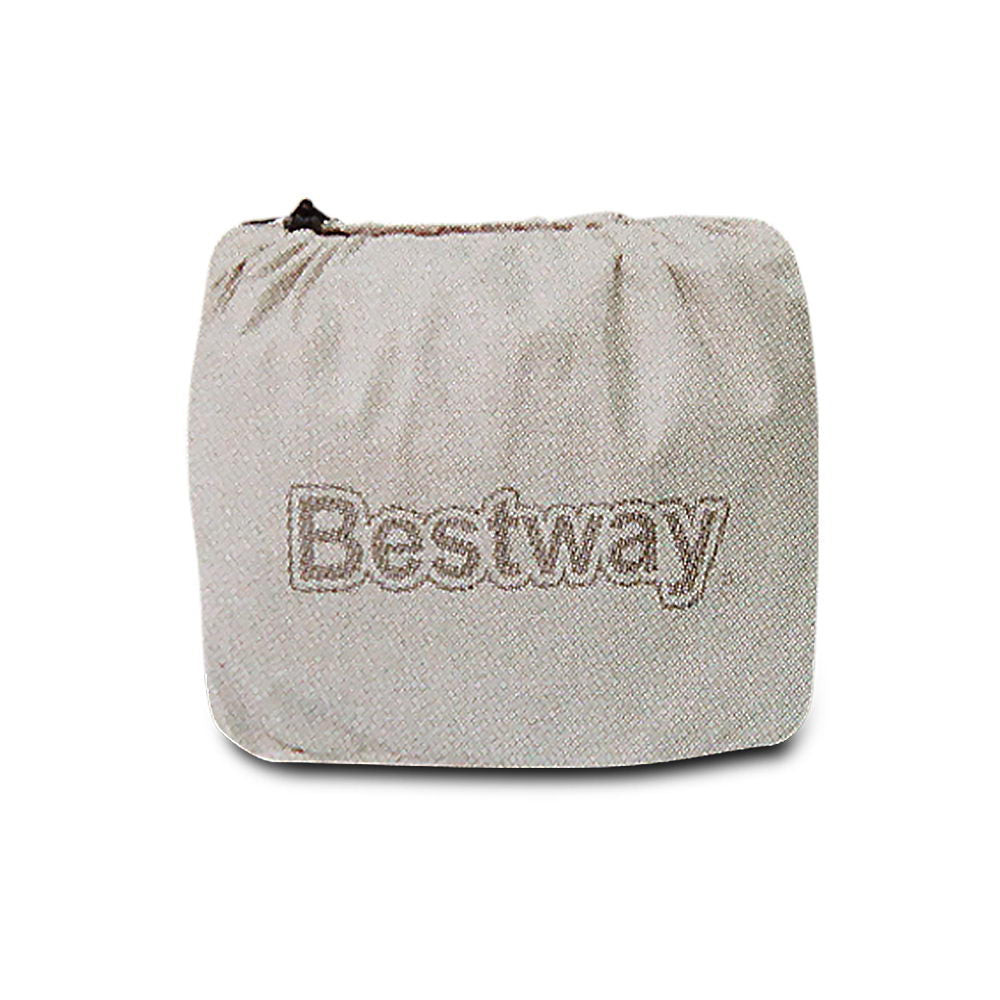 Bestway Single Size Inflatable Air Mattress - Brown