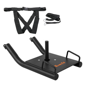 Everfit Fitness Power Sled - Black