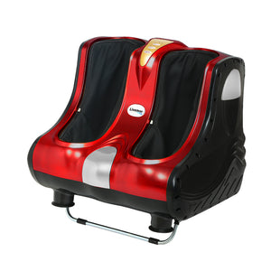 Livemor Calf & Foot Massager - Red