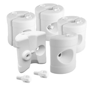 Instahut Set of 4 Gazebo Base Pod
