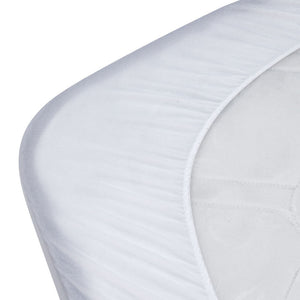 Giselle Bedding King Size Terry Cotton Mattress Protector