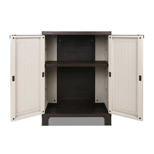 Giantz Outdoor Half Size Adjustable Cupboard