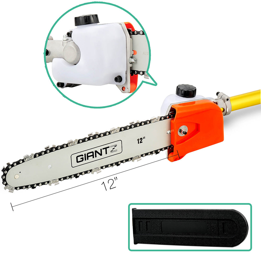 Giantz 75cc 2 in 1 Multi Use Chainsaw