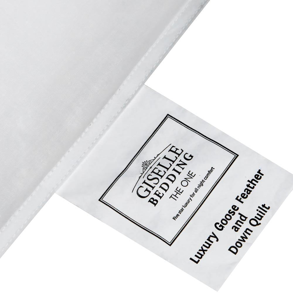 Giselle Bedding Queen Size Goose Down Quilt
