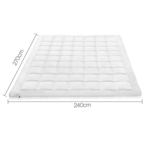 Giselle Bedding Super King Size Merino Wool Quilt