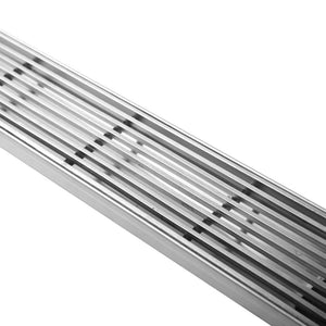 Cefito 800mm Stainless Steel Shower Grate