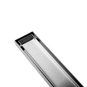 Cefito 1200mm Stainless Steel Insert Shower Grate