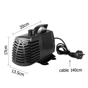 Giantz 5000L/H Submersible Aqua Aquarium Water Pump