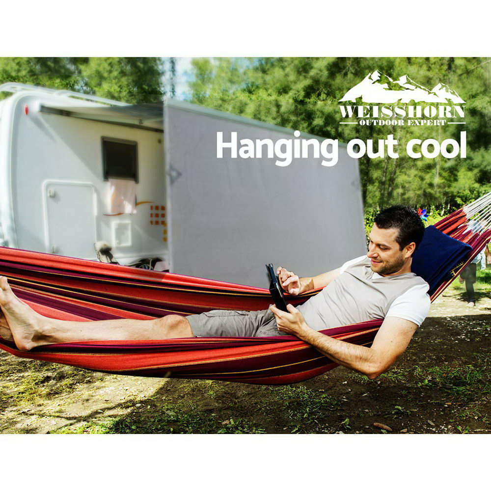 Weisshorn Caravan Roll Out Awning 4 x 1.8m - Grey