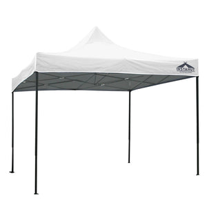 Instahut 3x3m Outdoor Gazebo - White
