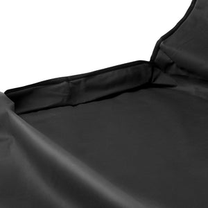 i.Pet Waterproof Car Back Seat Cover for Pets - Black