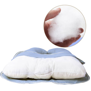 Cuddly Baby Maternity Body Support Pillow - Blue