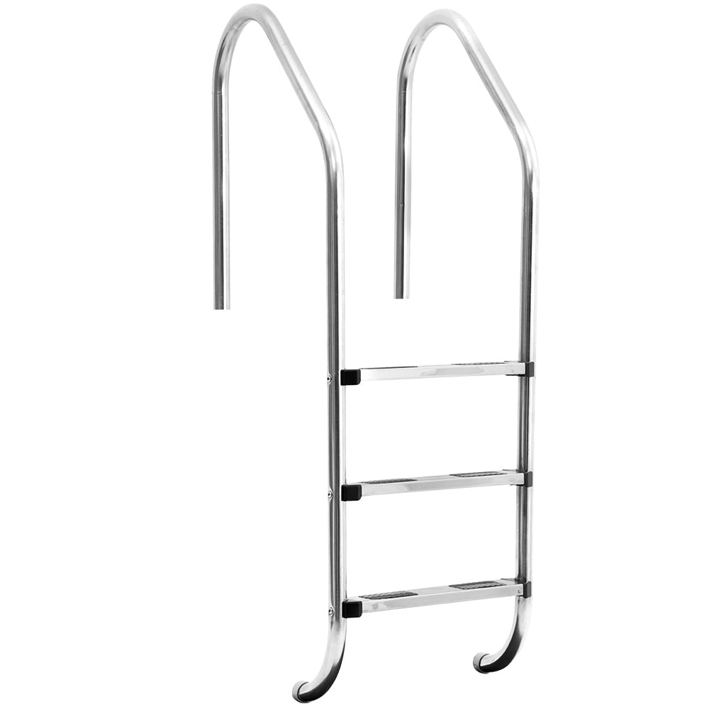 Aquabuddy Stainless Steel Non Slip Pool Ladder