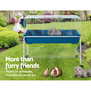 i.Pet 100cm Rabbit Bunny Guinea Pig Home