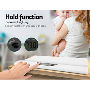 Everfit Electronic Baby Digital Weight Scale