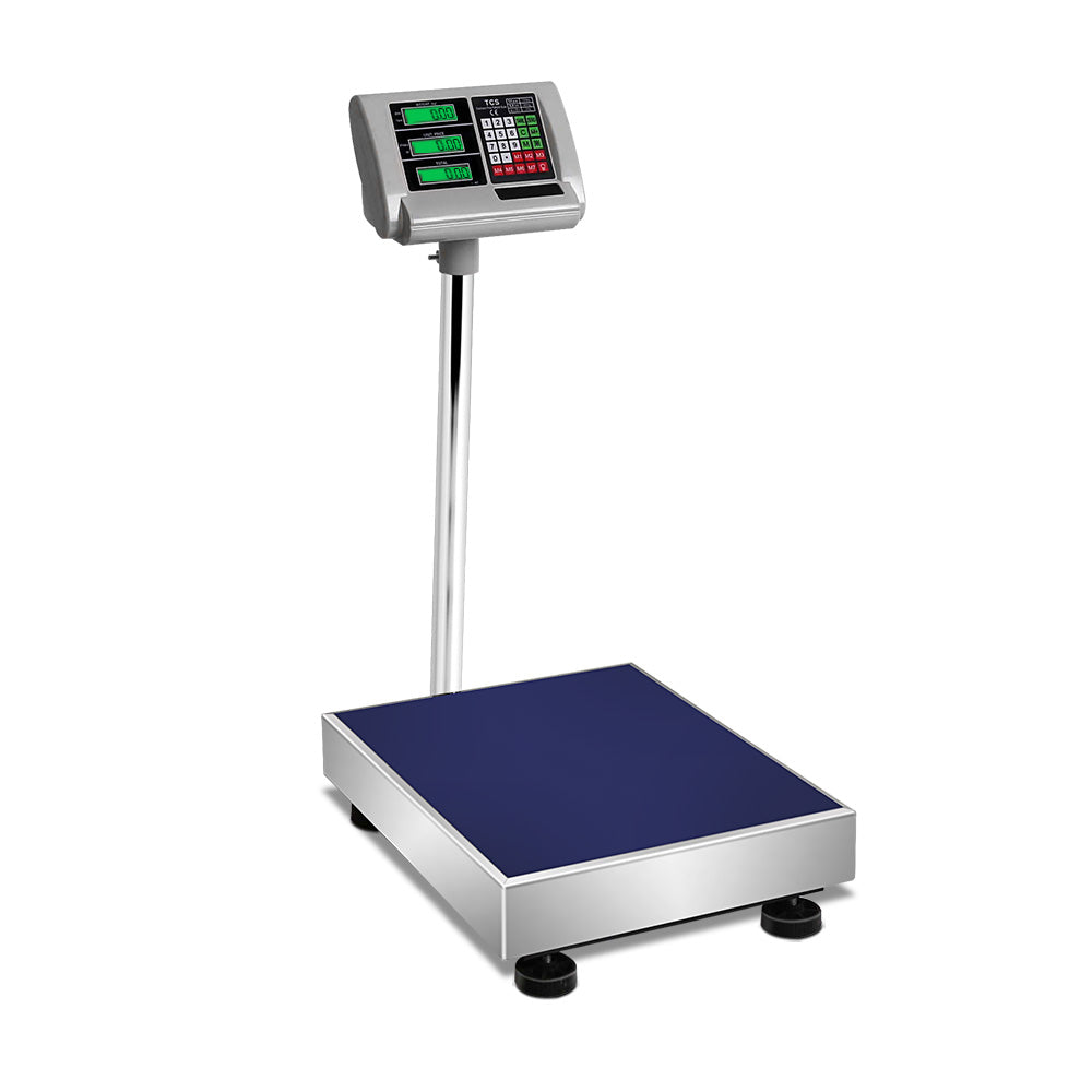 Giantz 150KG Electronic Digital Platform Scale