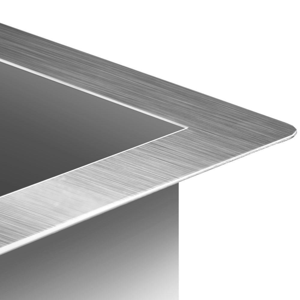 Cefito 510 x 450mm Stainless Steel Sink