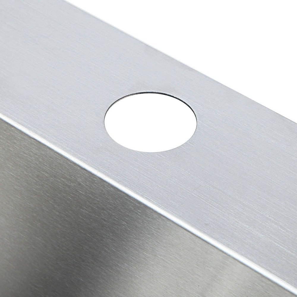 Cefito 530 x 500mm Stainless Steel Sink