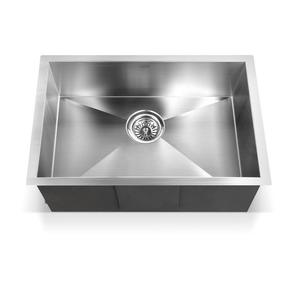 Cefito 600 x 450mm Stainless Steel Sink