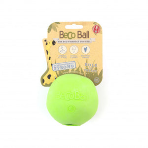 BecoBall Talla XL (8,5 cm) Verde