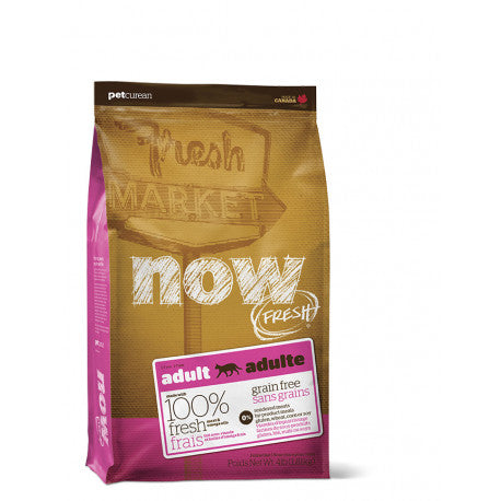 Now Fresh Grain Free Adult Gatos