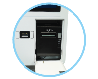 Rodimus 21 Touch Kiosk - Optional Integrated Thermal Printer