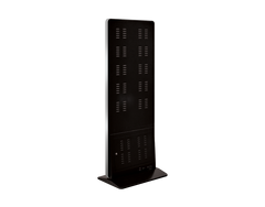 "46"" Floor Standing Digital Signage - Senor Tech 