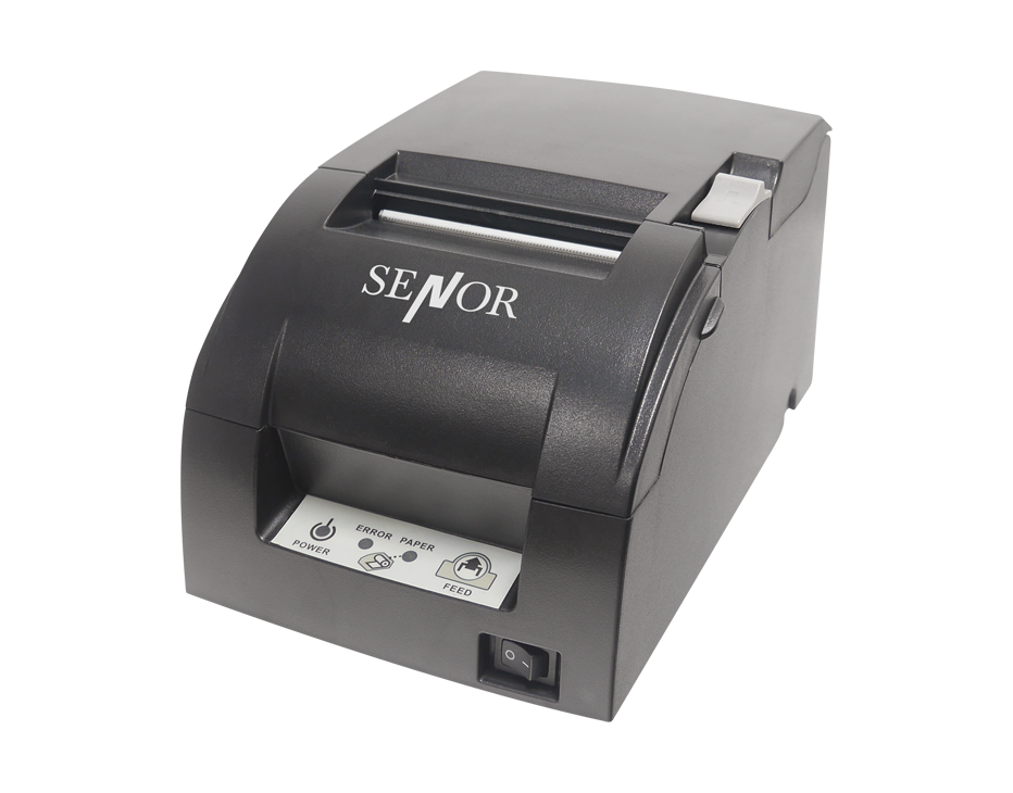 DP-120 Dot Matrix Printer - Senor Tech | POS Solution