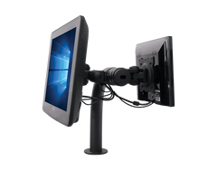 L Side Mount Pole - Senor Tech | POS Solution