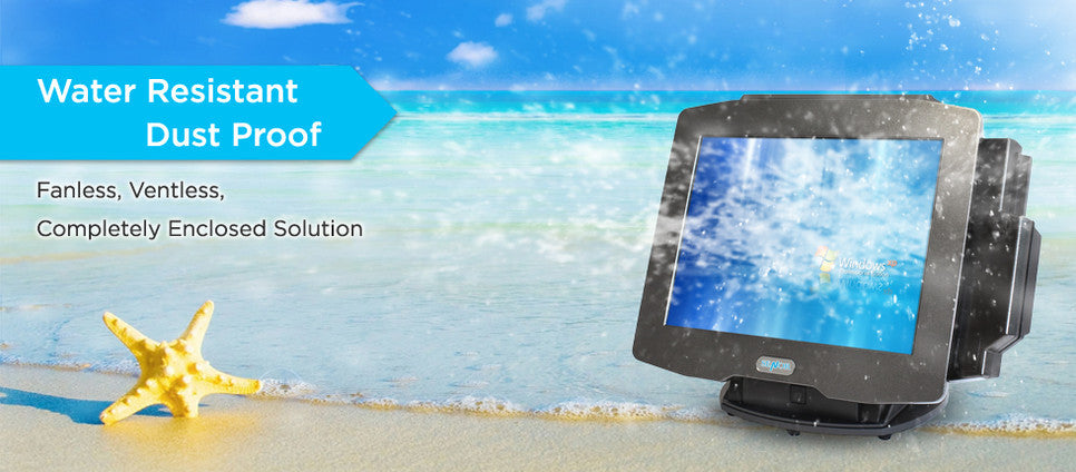 Water Resistant POS System - Senor Tech | POS Solution