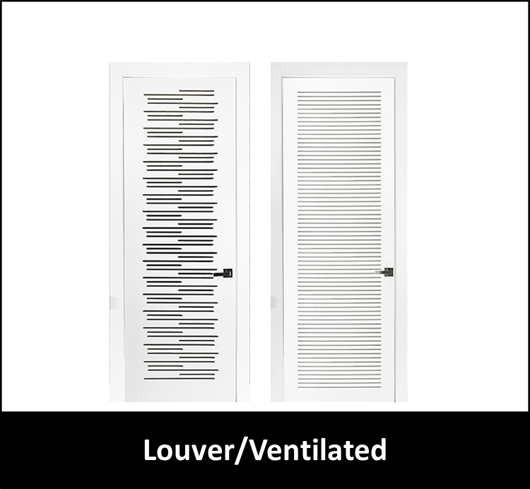 Louver/Ventilated