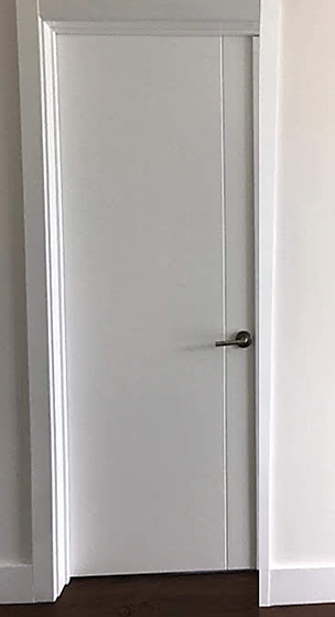 Single Door C-04 Sky Primed 1-3/8''