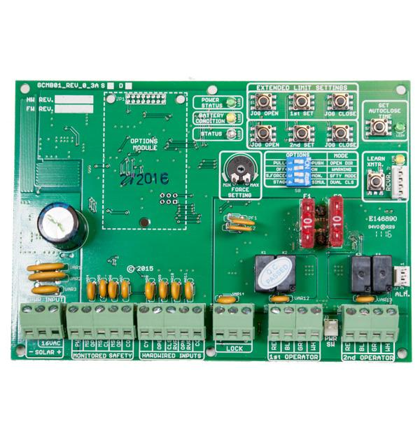 AXBD Replacement Dual Control Board