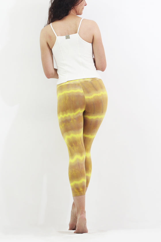 Electric Honey - Leggings or Crops
