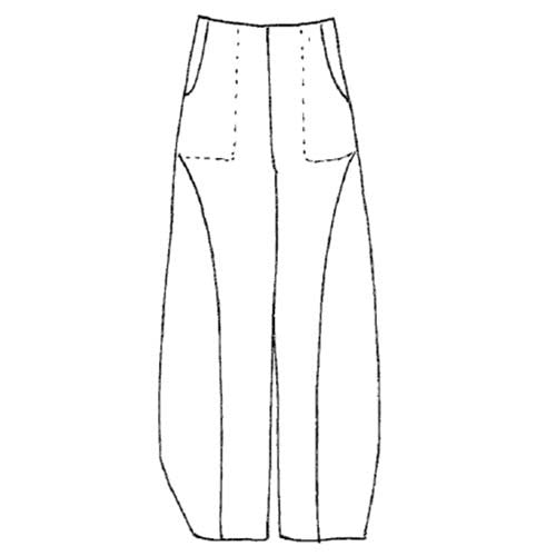 Structured Pant
