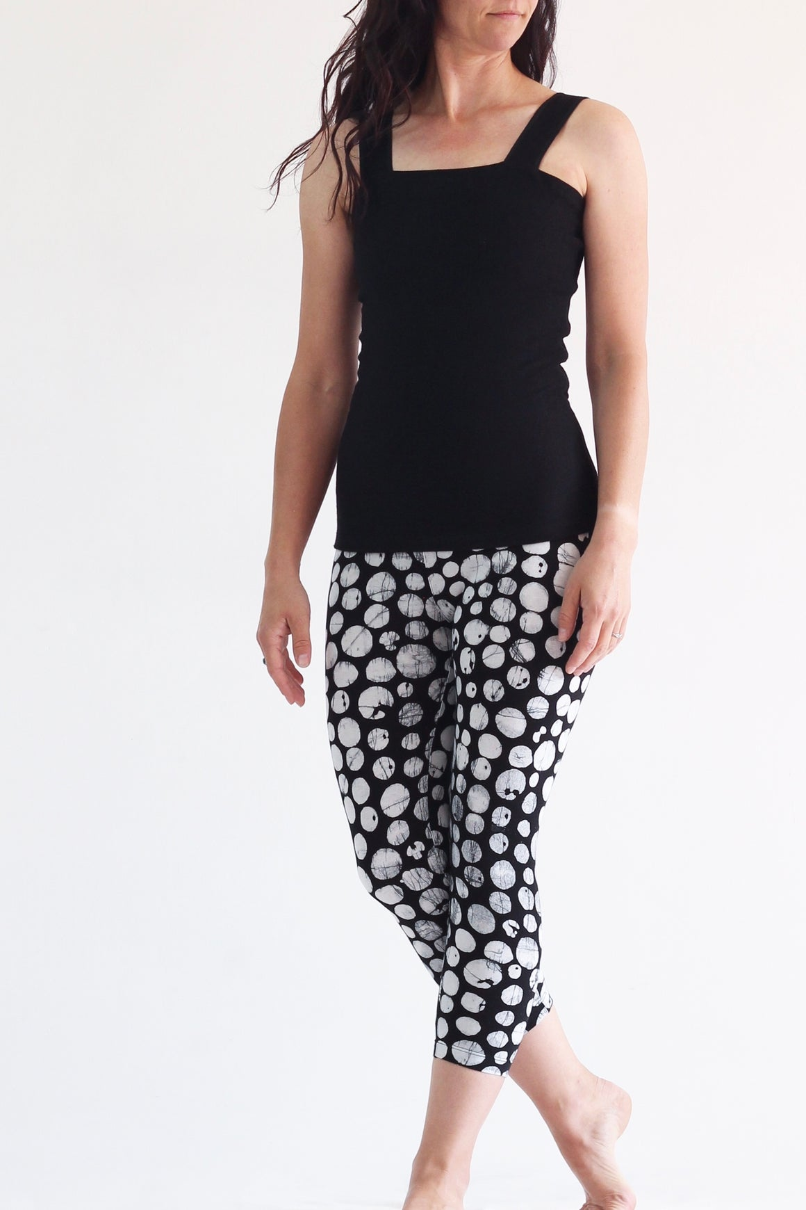 Natural Bubbles - Leggings or Crops