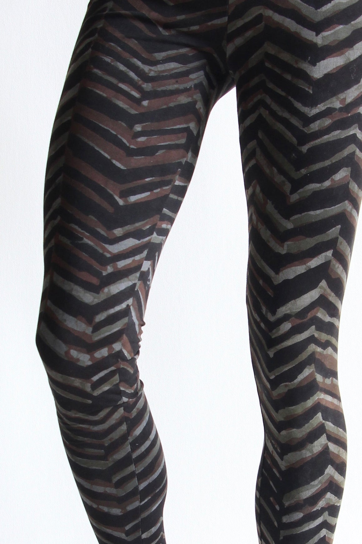 Choc Chev - Leggings