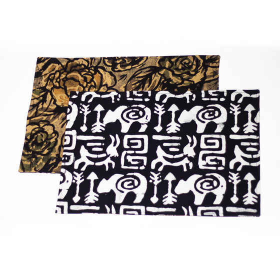 Oso Placemats and Napkins