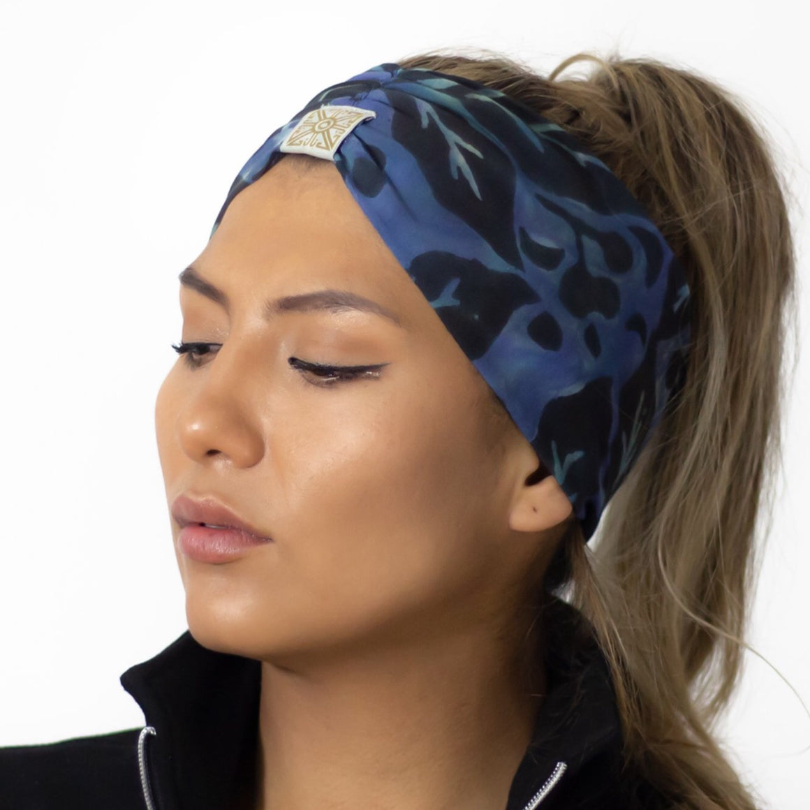 Headbands + Face Cover