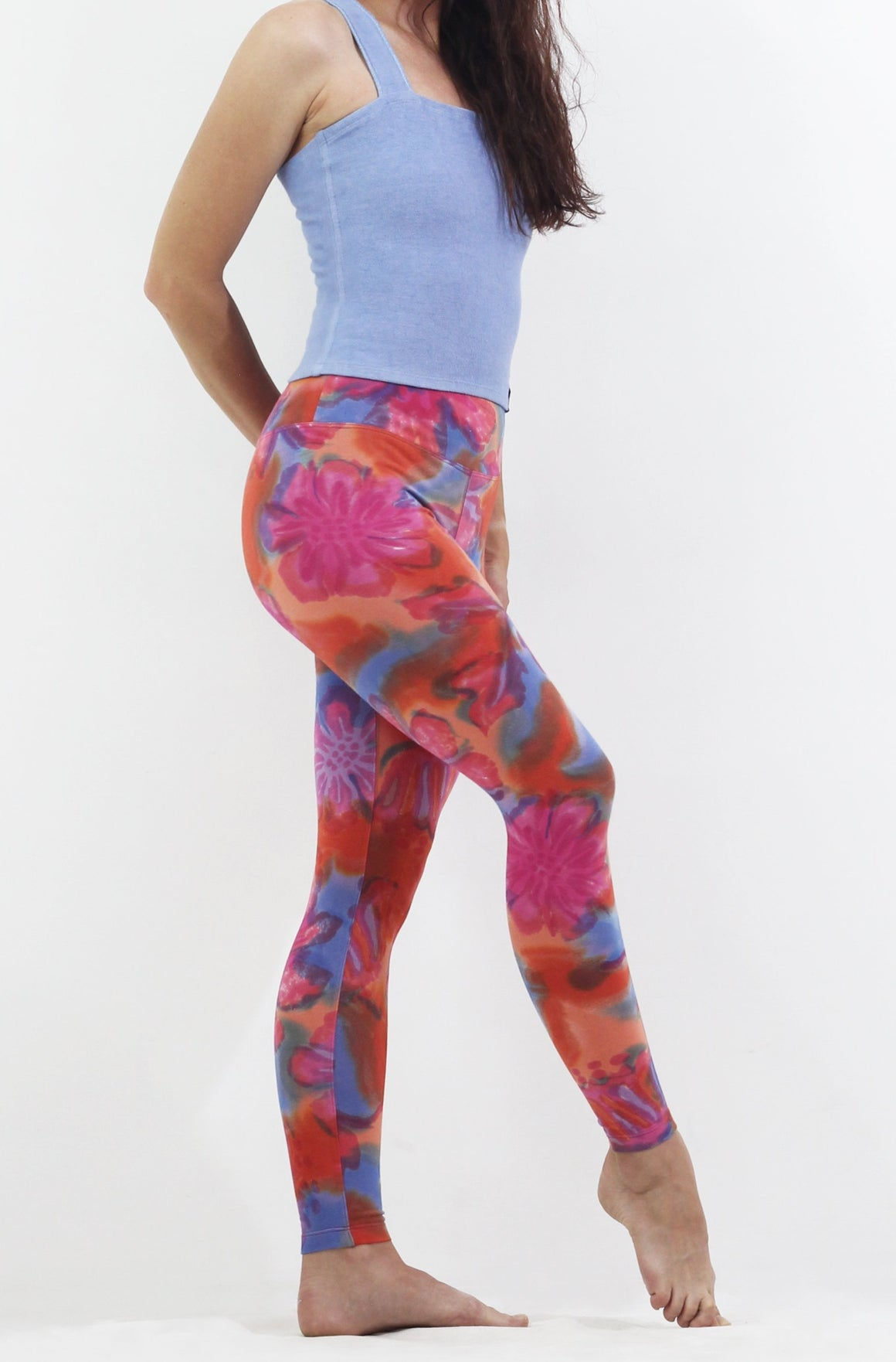 Petunia - Leggings or Crops