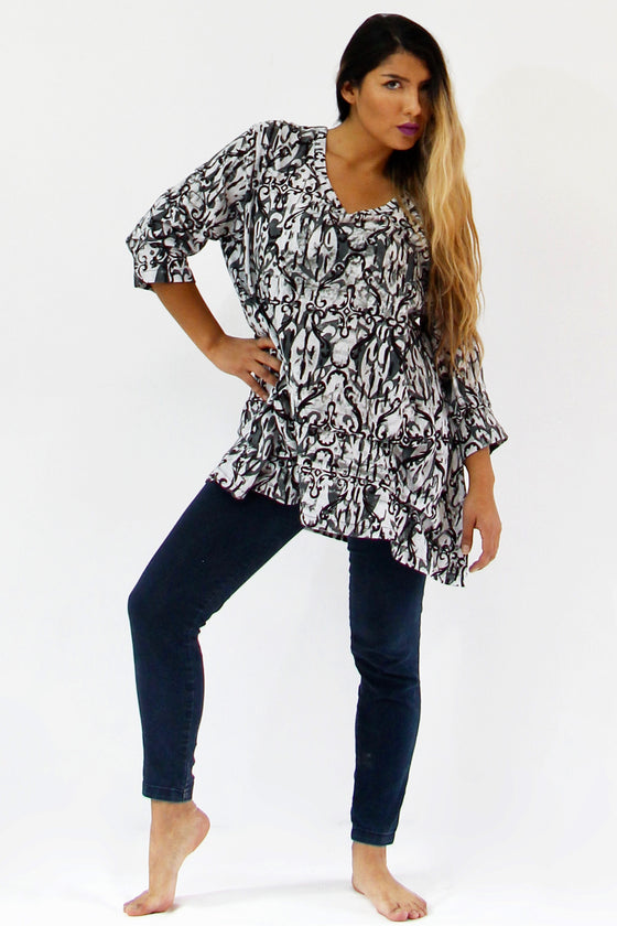 Frenchy Tunic - Separates