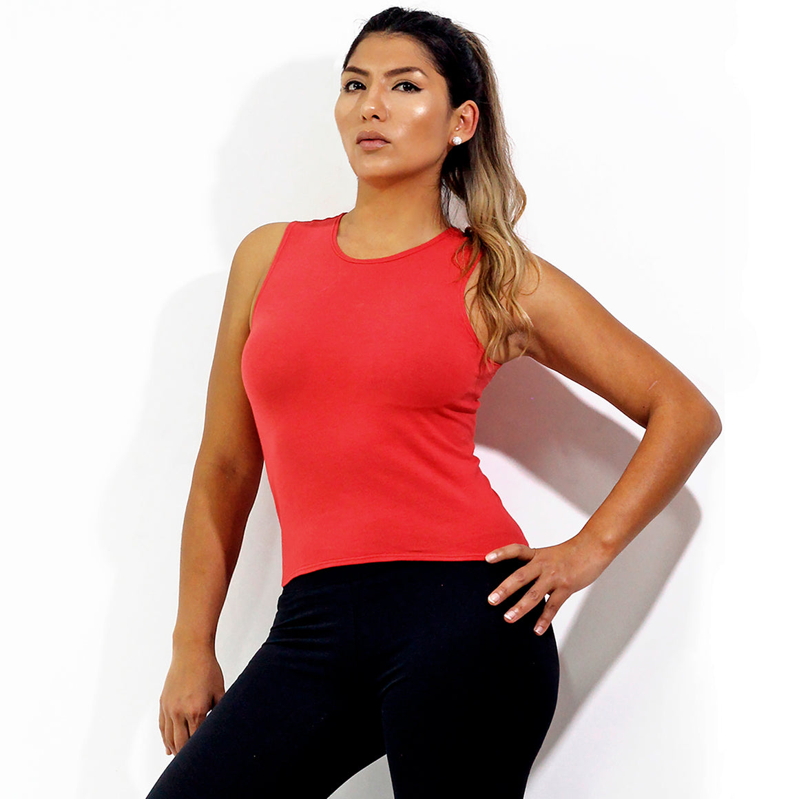 Sport Tank - Solid - Athleisure
