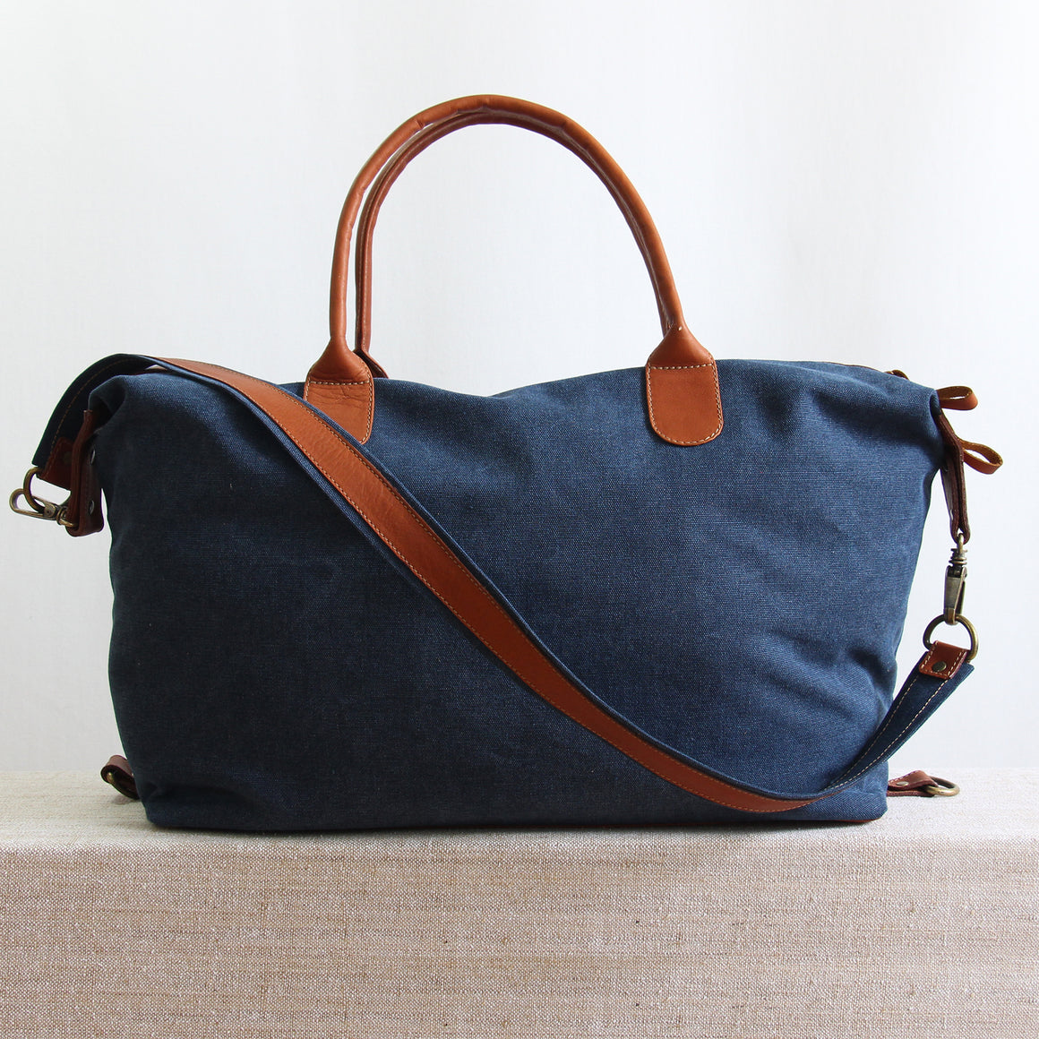 Intrepid Traveler - Convertible Tote