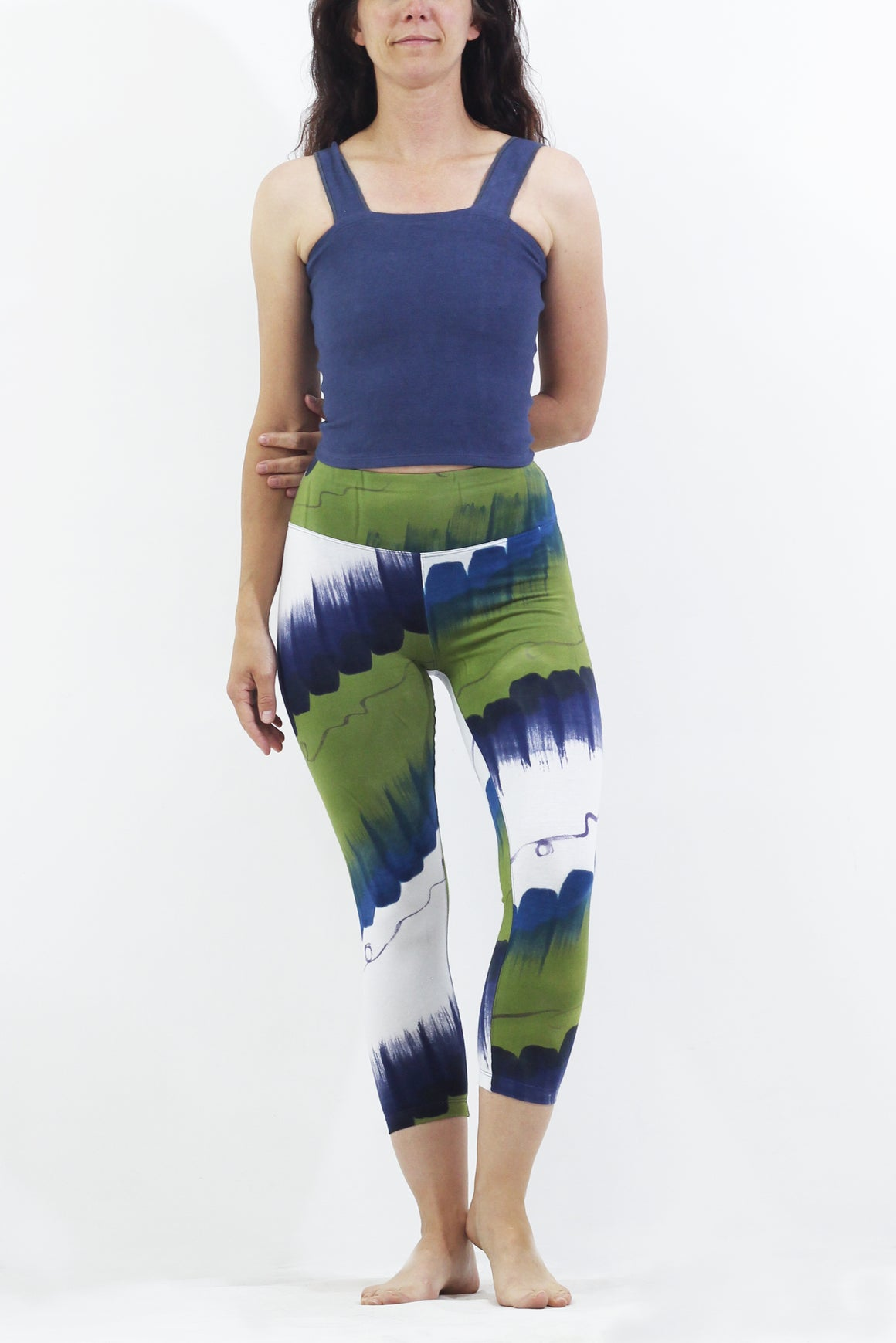 Ribbons of Joy - Leggings or Crops